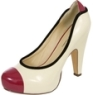 Colorblock platforms from Charlotte Russe