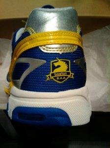 The Limited Edition Boston Marathon Shoe