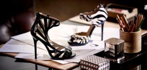 Shoes from Jimmy Choos for H&M collection