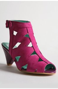 Jeffrey Campbell's Lattice Heel at Urban Outfitters