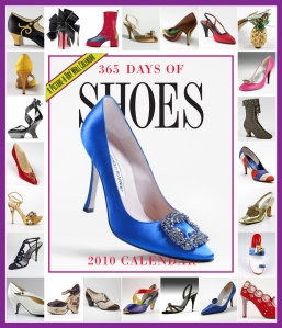 365 Days of Shoes