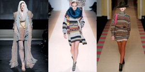 Autumn/Winter 09 Knitwear