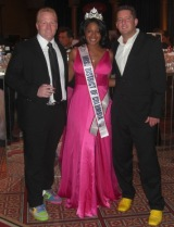 Mike Easby, Mrs. DC Deanna McCray, Justin Scango