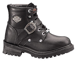 Harley Faded Glory Steel Toe