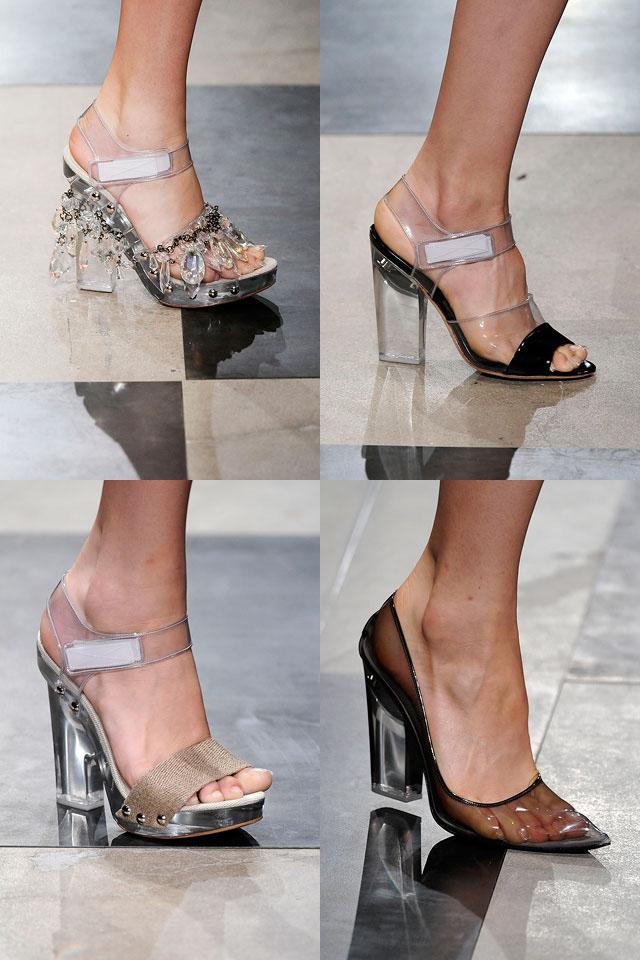 Temps Crise Shoessure Shoes De En Transparent Chaussures aqqERv